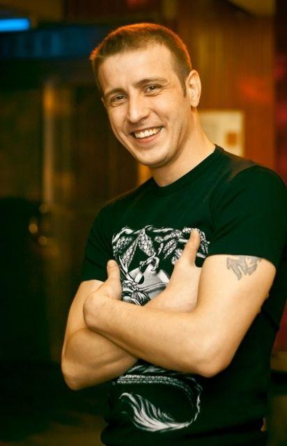 Евгений Гросул