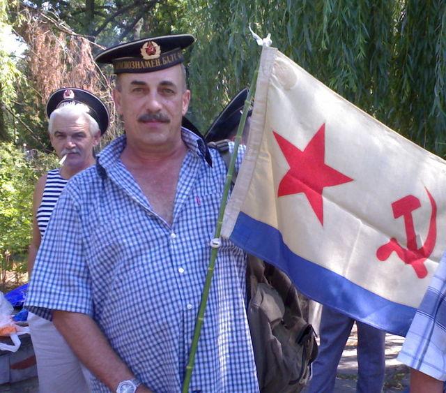 Сергей Ступаков